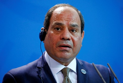 Egypt's Sisi says army will defend Gulf Arabs in case of direct threat: newspaper