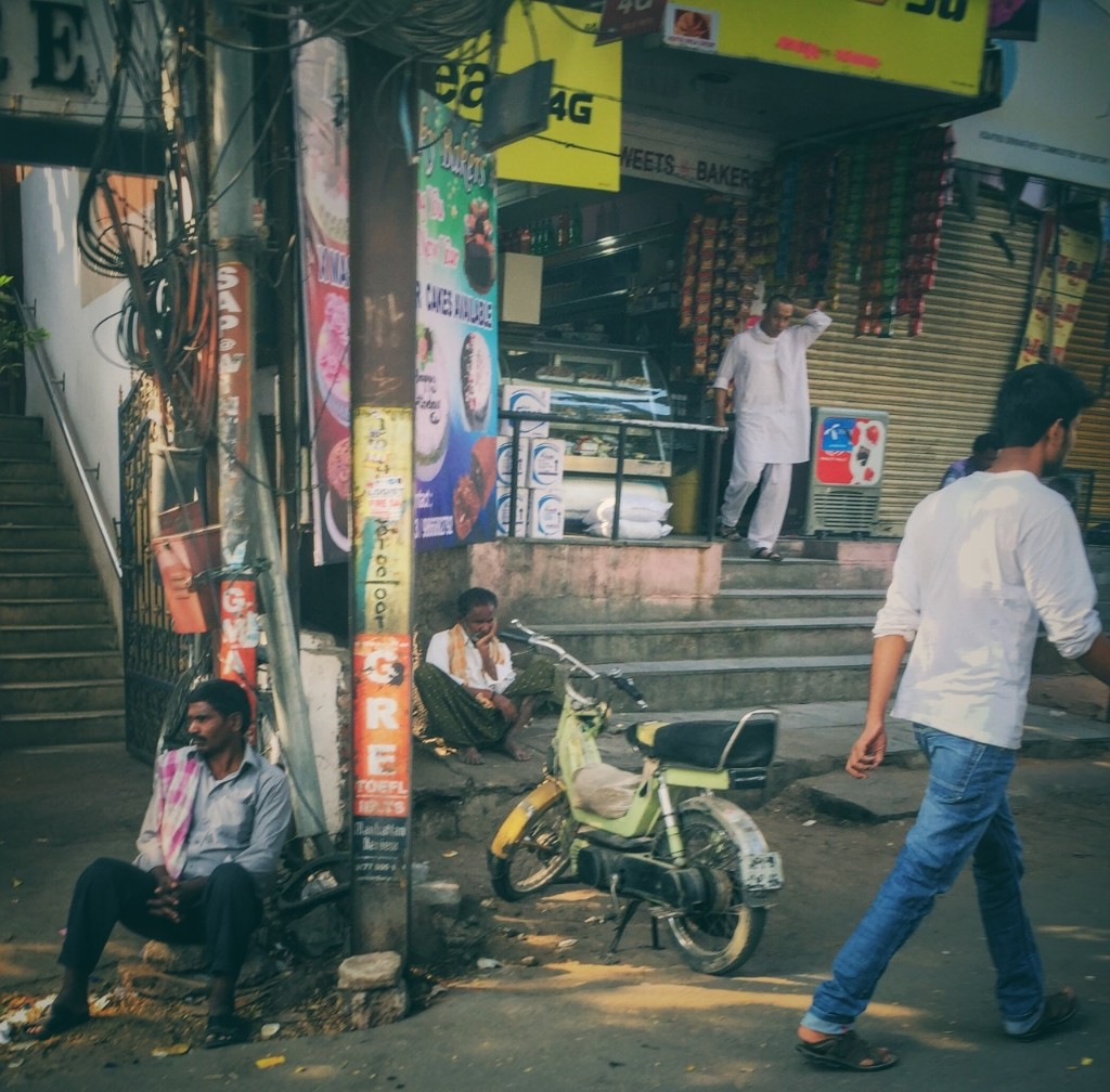 Lost and found #iphoneography #streetphotography #india