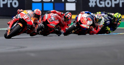 Motorcycling: Marquez extends championship lead with French GP win
