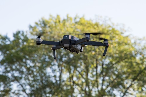 The UK government is crashing drones into airplanes to see what happens