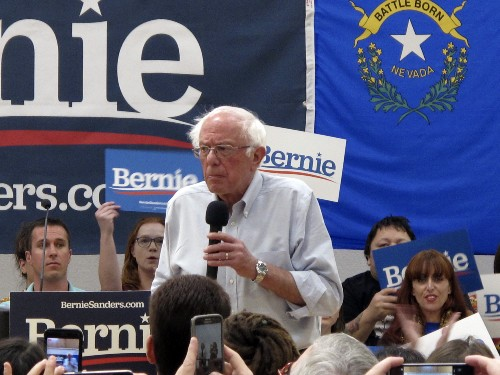 Sanders campaign makes leadership change in New Hampshire