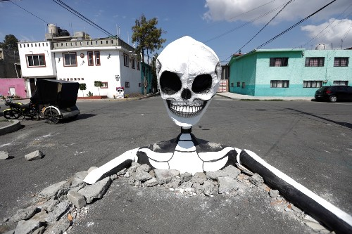 Day of the Dead Celebrations in Mexico: Pictures