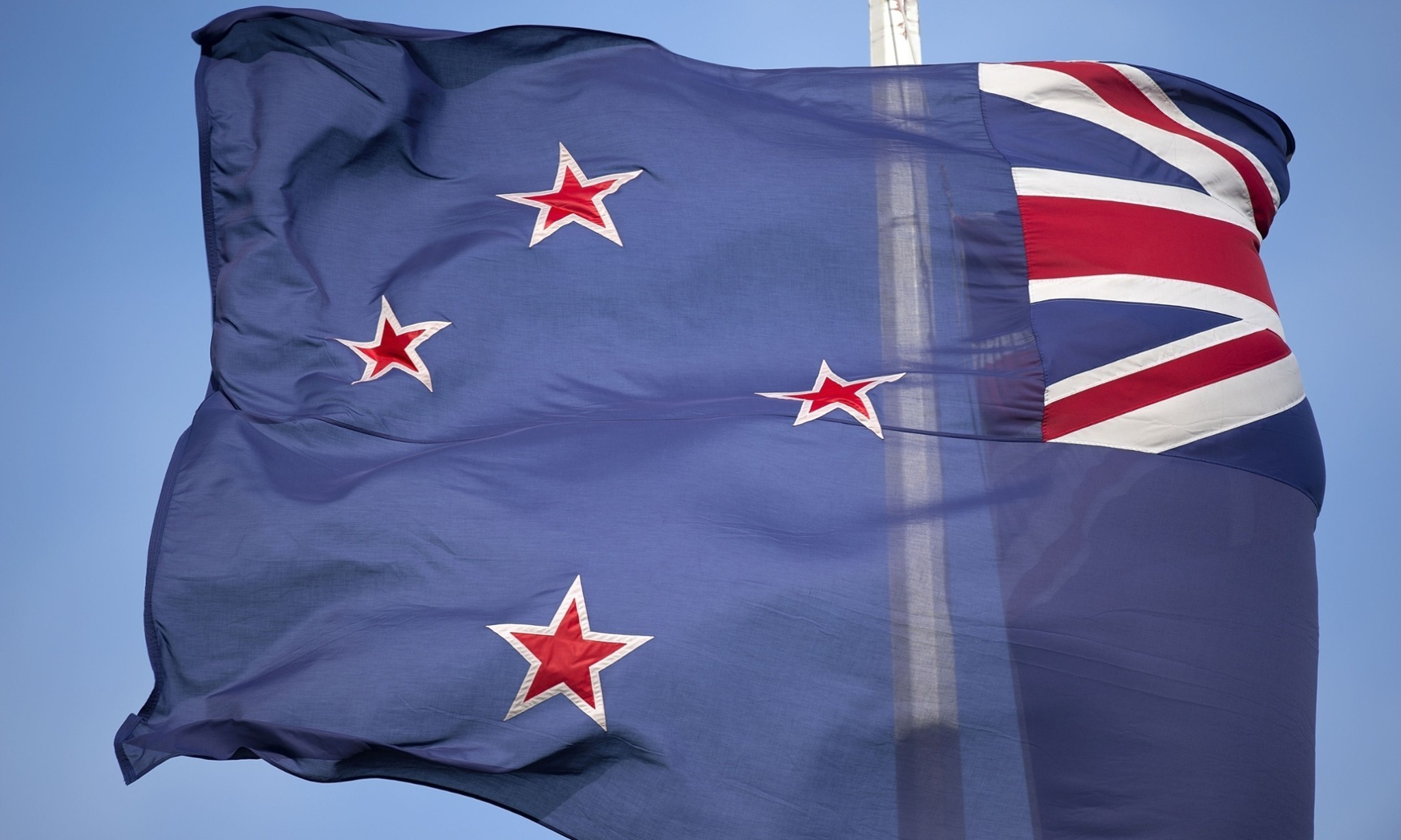New Zealand to hold 2016 referendum on scrapping union jack national flag