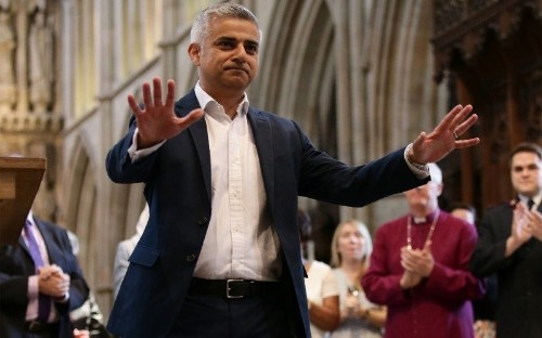 The Secret Life of Sadiq Khan, London's First Muslim Mayor