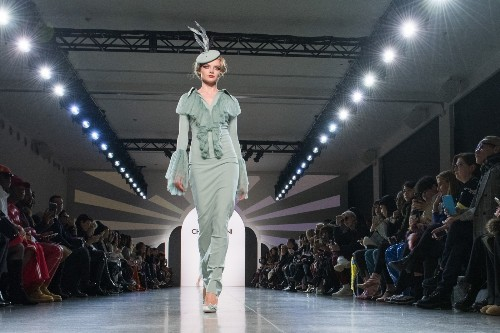 Hot, New Styles at New York Fashion Week: Pictures