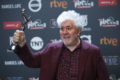 Almodovar to receive Venice Film Festival career achievement