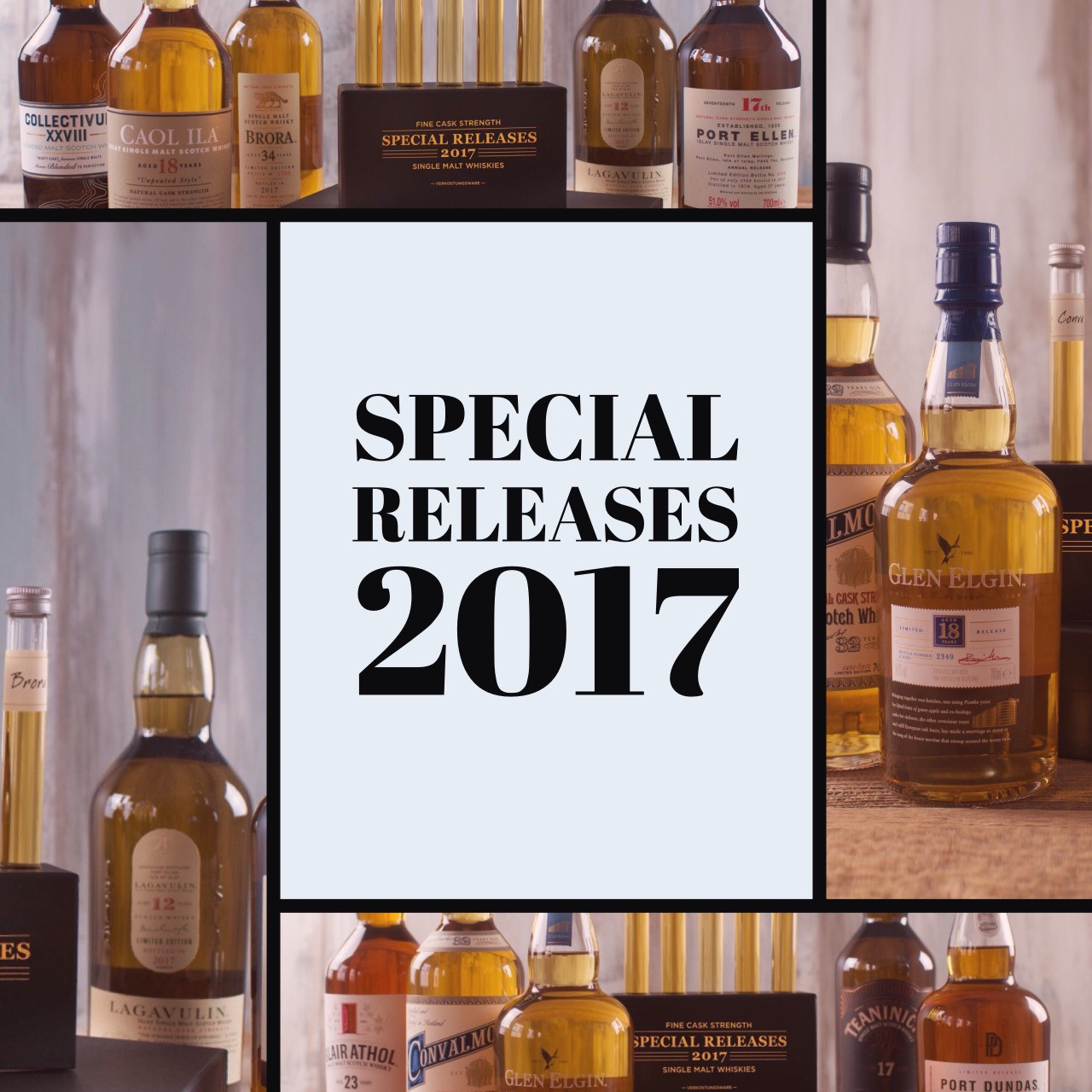 #Special Releases 2017