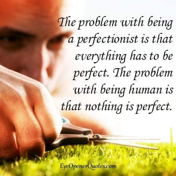 #mondaymotivation #quoteoftheday #quotes #perfectionist