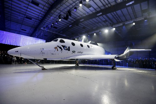 Vol d'essai réussi pour l'avion spatial de Virgin Galactic