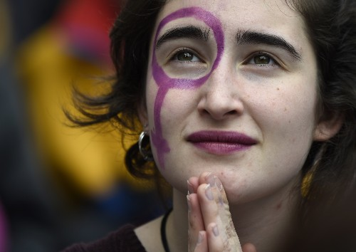 Celebrating International Women's Day in Pictures