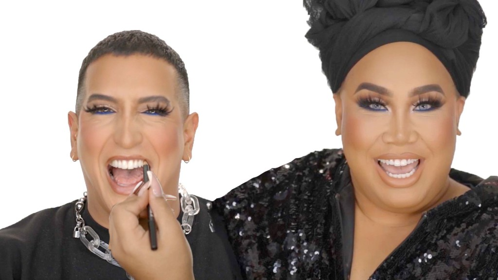 Patrick Starrr Gives His MUA Roni Herrera a Stunning Makeover | Turn The Beat Around | Cosmopolitan