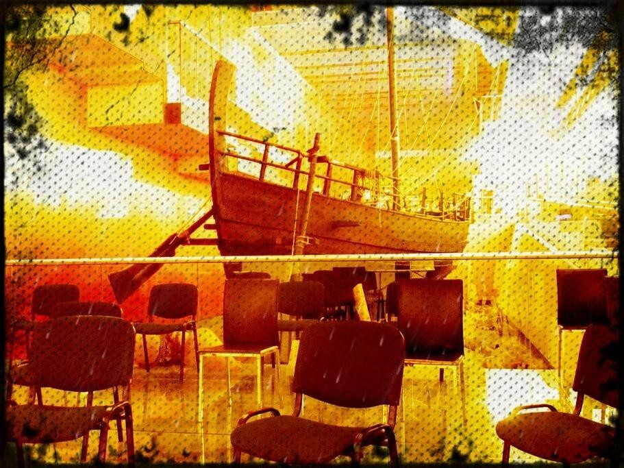 Thalassa Museum by tFv - cover