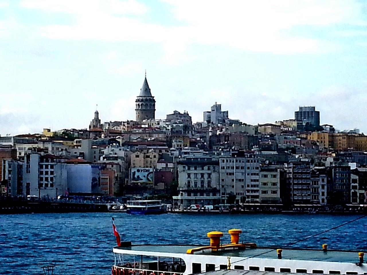 İstanbul'un güzelliği