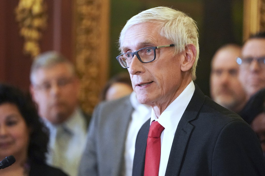 Top Wisconsin court blocks governor's move to delay election