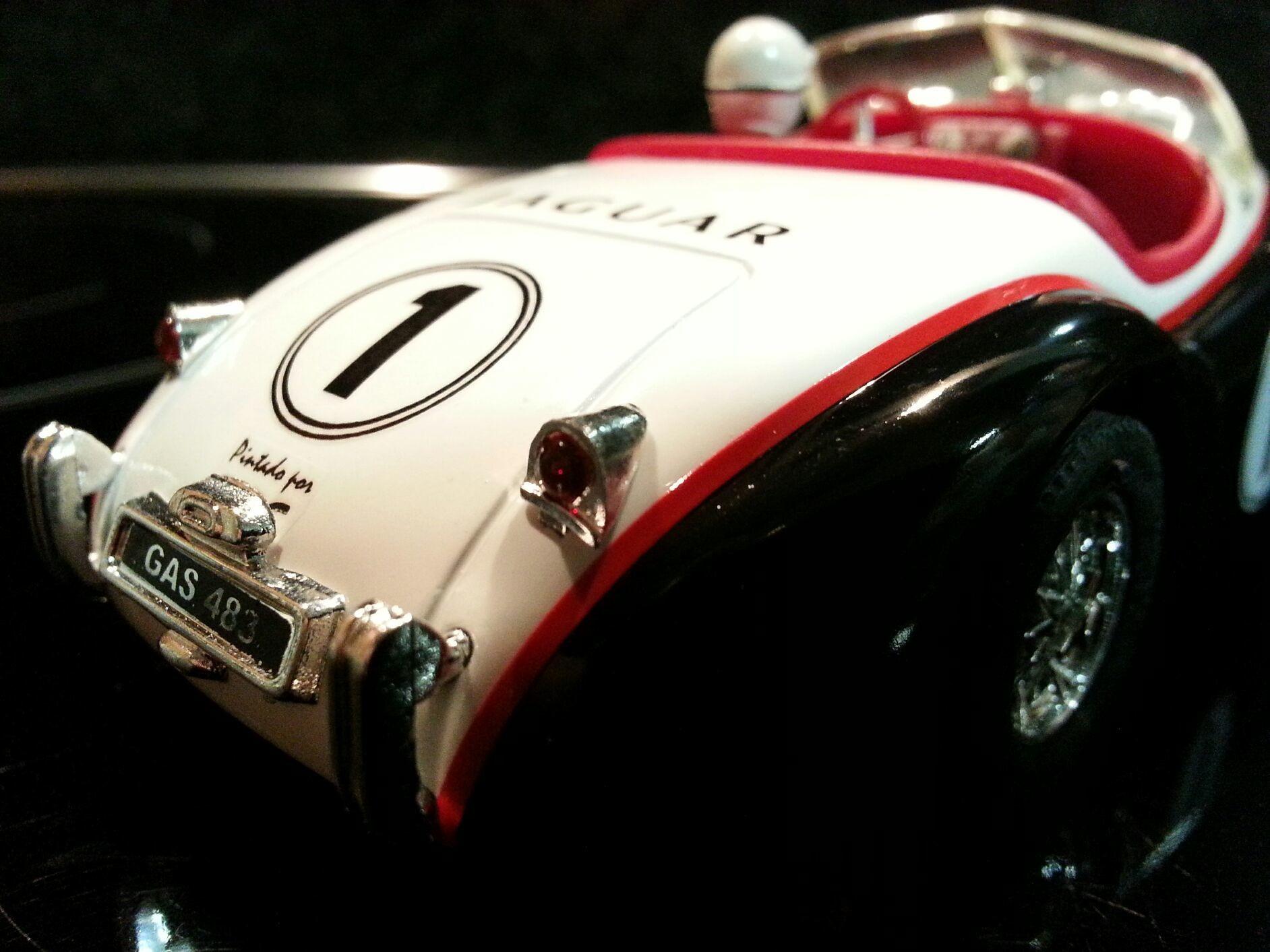 Jaguar XK 120 por SDH Diseños