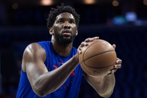 Nets player: Embiid's laughing apology over elbow 'disrespectful'
