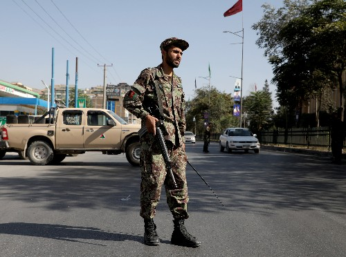 Fighting picks up in Afghanistan after talks collapse