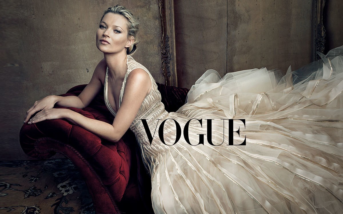 Vogue Launches on Flipboard