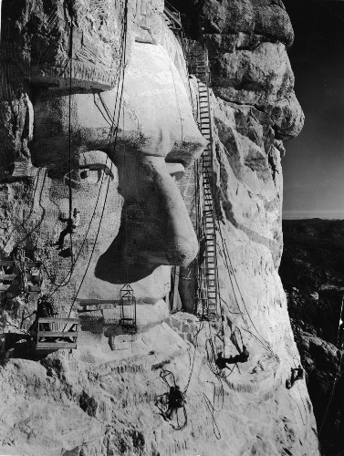Mount Rushmore Turns 75: Pictures