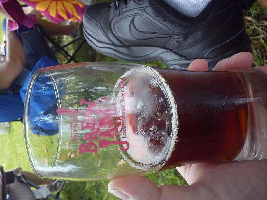 Smartmouth Amber Ale!