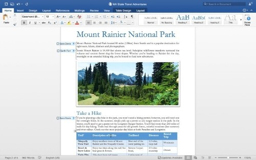 Microsoft Releases Office 2016 for Mac With Updated Versions of Word, Excel, PowerPoint, and More