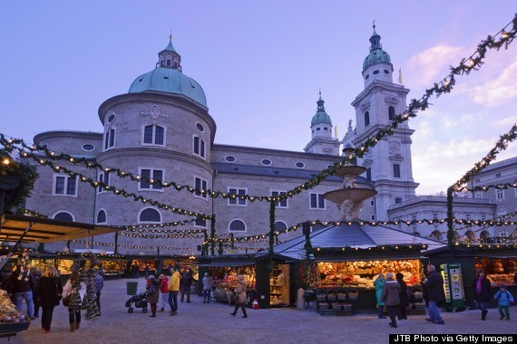 The 12 European Christmas Markets We Love To Love Every Year   HuffPost Life