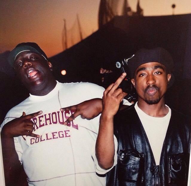 Tupac & Biggie. Entertainment Music News @ www.entertainmentmusicnews.com