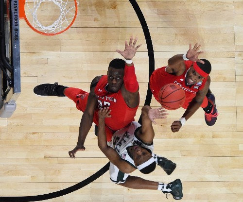 Virginia Stuns Auburn, Texas Tech Upsets Michigan State: Pictures