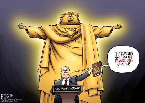 Religious Hypocrisy  - cover
