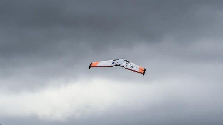 Drone swarms deployed in aerial dogfight test