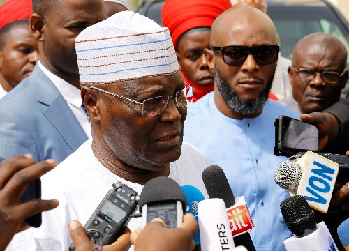 Nigerian presidential election postponed, all sides appeal for calm