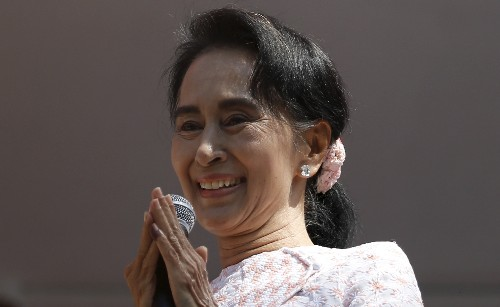 The Week in Review: Aung San Suu Kyi's Party Victory Ushers in New Era in Myanmar