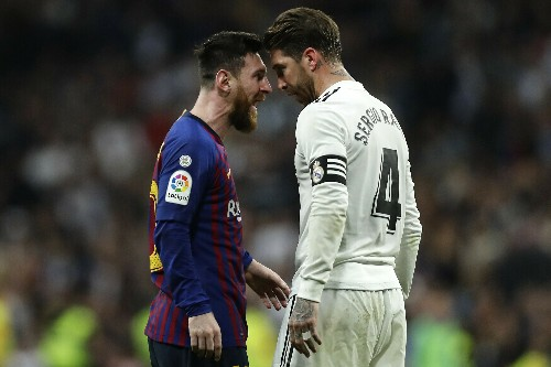 League wants to move Barcelona-Madrid game to avoid protests