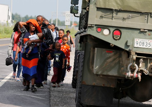 Canada cracks down on asylum seekers crossing U.S.-Canadian border
