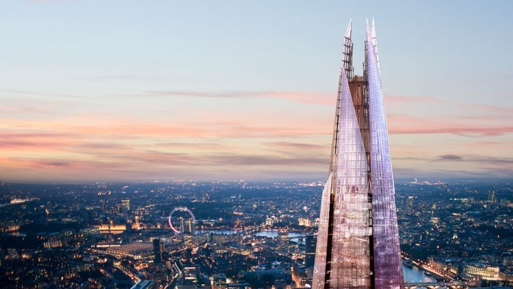 Where to find the best bird's-eye views of London