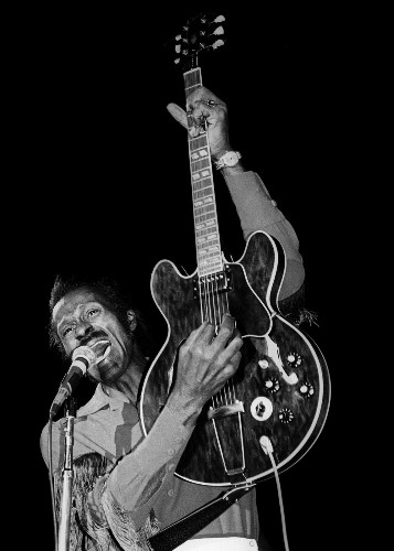Chuck Berry: A Life in Pictures