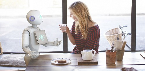 SoftBank Lands $236M From Alibaba And Foxconn To Bring Its Pepper Robot To The World