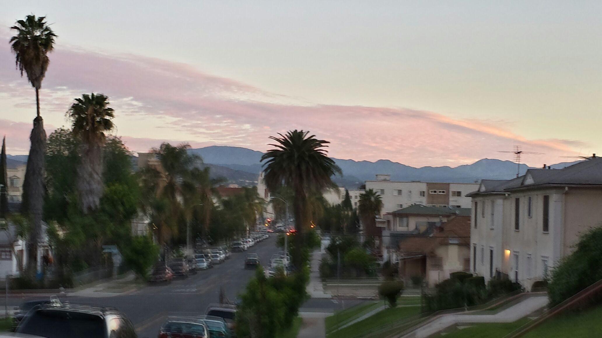 California Mornings