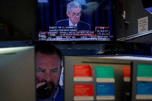 A Wall Street, le Dow gagne 0,13%, le Nasdaq perd 0,11%