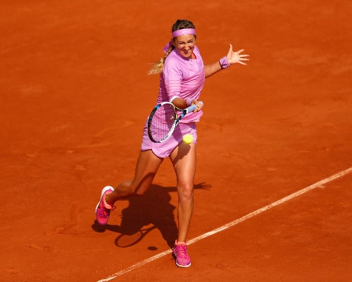 Day Two at the French Open