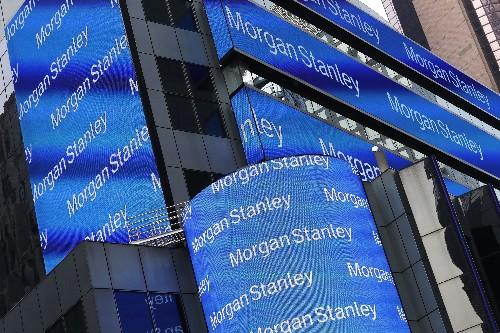 Morgan Stanley: 2Q Earnings Snapshot
