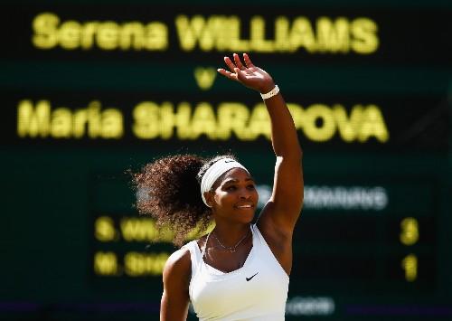 Williams and Muguruza advance to Wimbledon Final