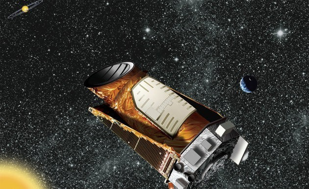 NASA's Kepler Spacecraft In Emergency Mode, 75 Million Miles From Earth