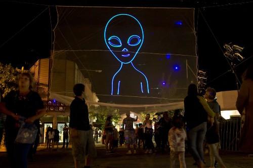 Alien UFO Festival in Argentina: Pictures