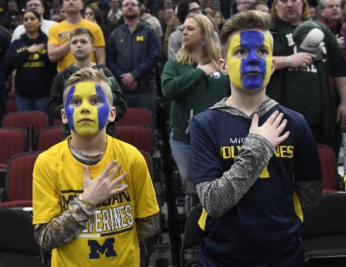 Rally gets No. 6 Michigan State past No. 10 Michigan for Big Ten title
