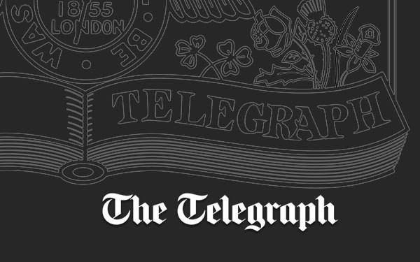 The Telegraph Comes to Flipboard