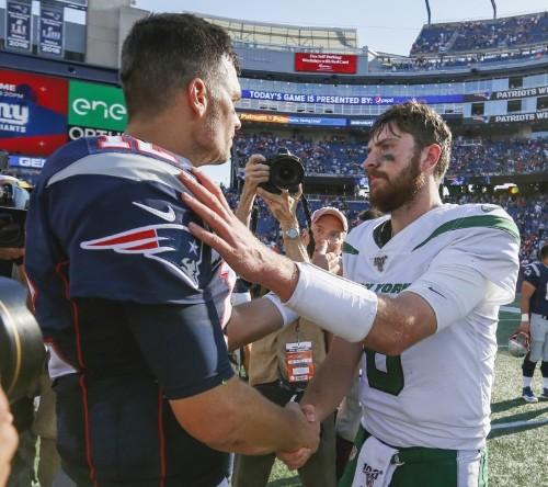 Brady-led Patriots cruise past Jets