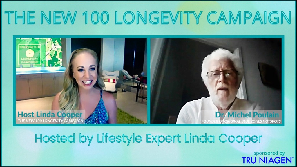 BLUE ZONES: UNDOCUMENTED UNTIL NOW - WATCH EP3 THE NEW 100 LONGEVITY CAMPAIGN - cover