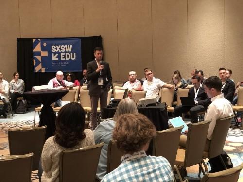 Media Literacy in the Era of Fake News: A FlipEdu Discussion at SXSW EDU