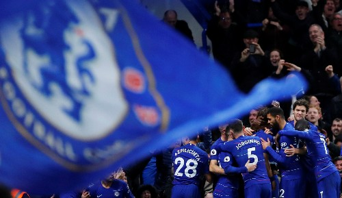 Resilient Chelsea bounce back to beat Man City 2-1
